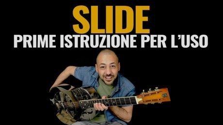 In questa lezione, tratta dal corso Chitarra Slide Blues, introduciamo l'uso dello slide con un semplice esercizio per allenare l'intonazione