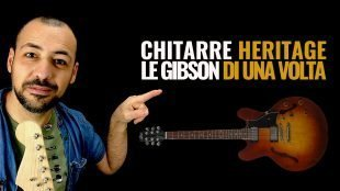 Sei amante del vecchio suono Gibson? Ecco la storia delle chitarre Heritage, costruite con i vecchi macchinari e criteri Gibson